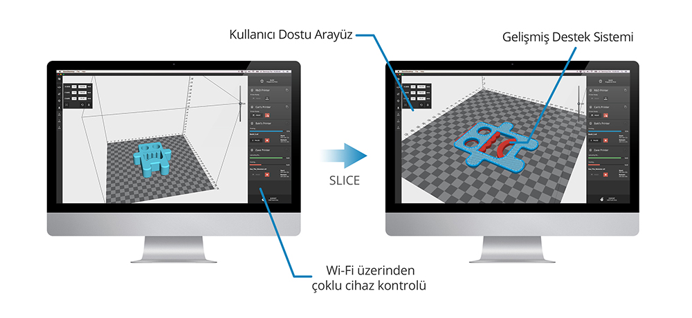 zaxe x1 desktop