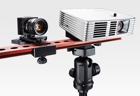 3D Tarayıcı HP Optik Tarayıcı Pro S2