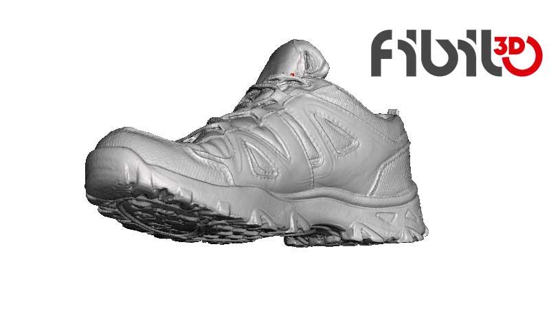 3D Tarama Ayakkabı
