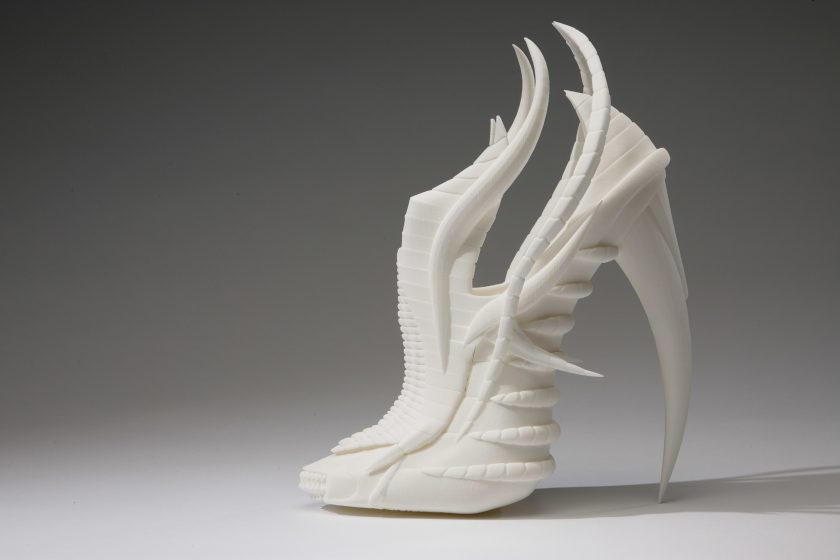 3d yazici baski ayakkabi