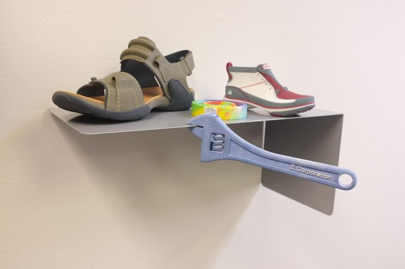 3d yazıcı baskı maket ayakkabı