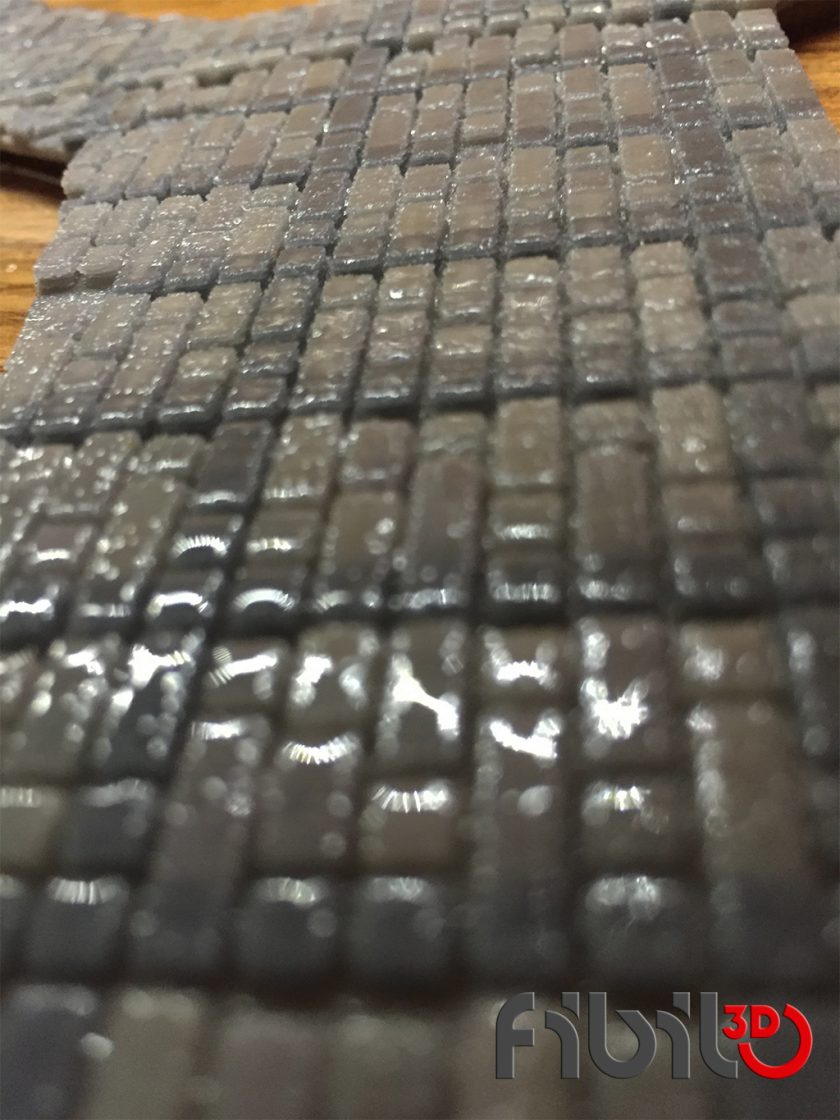 taş dokusu 3d yazıcı
