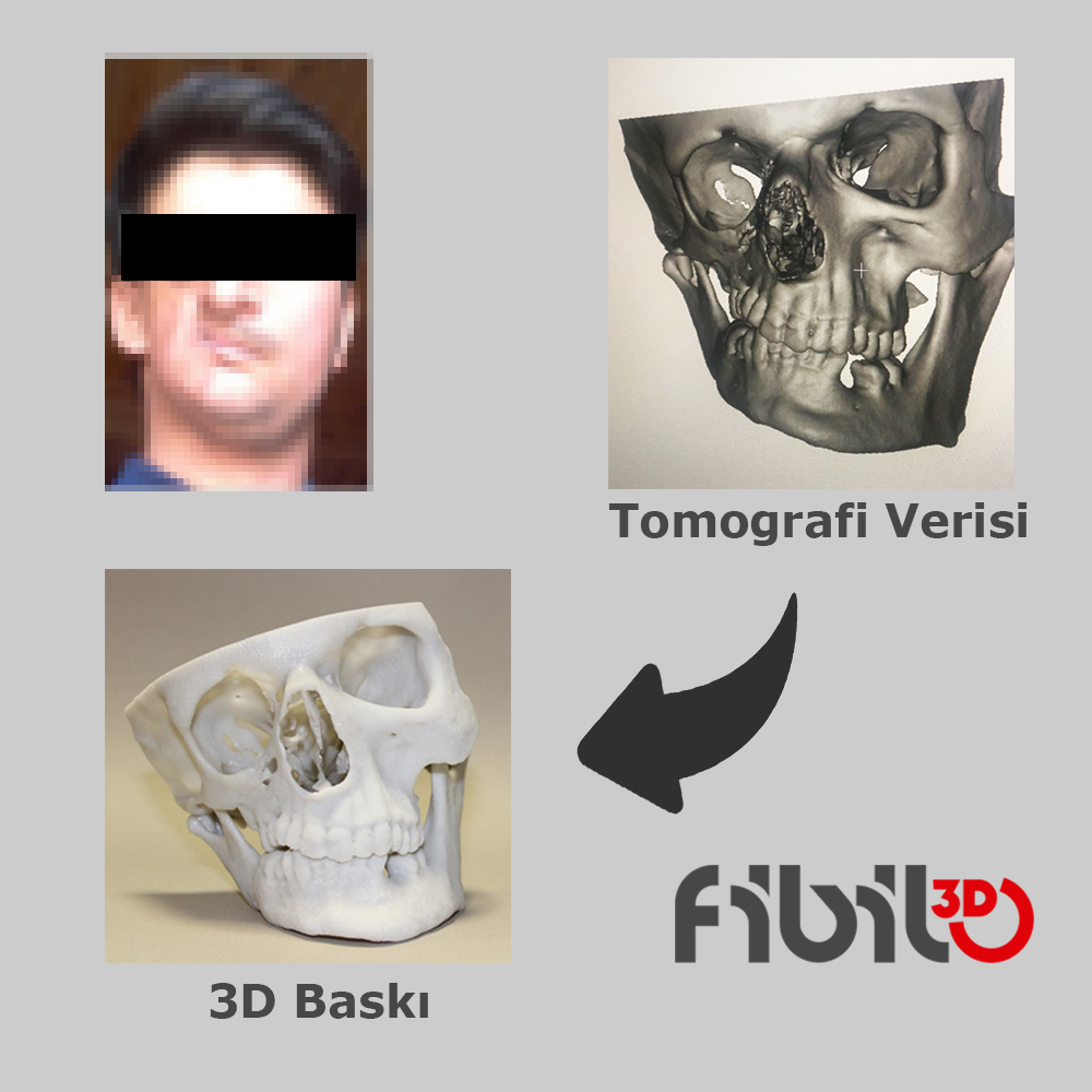 Tomografi 3D Baskı Projet 660 Pro