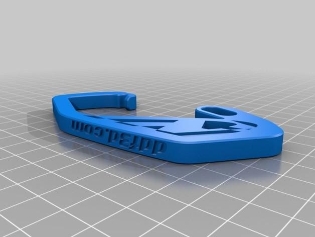canta mandalı 3d yazıcı printing (3)
