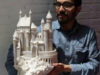 castle 3d print yazıcı (1)