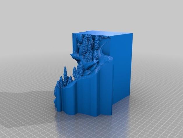 castle 3d print yazıcı (14)