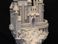 castle 3d print yazıcı (15)