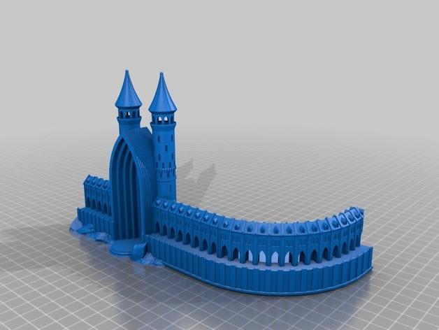 castle 3d print yazıcı (17)