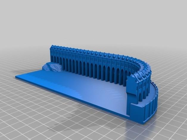 castle 3d print yazıcı (18)