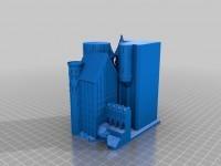 castle 3d print yazıcı (20)