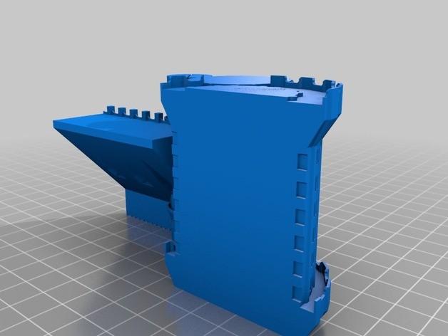 castle 3d print yazıcı (24)