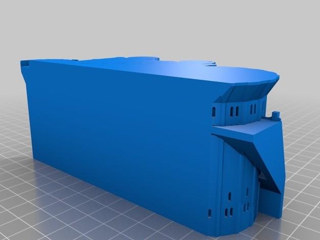 castle 3d print yazıcı (25)