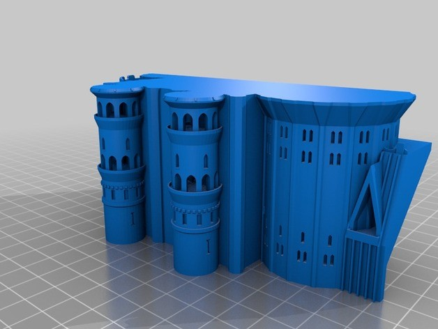 castle 3d print yazıcı (26)