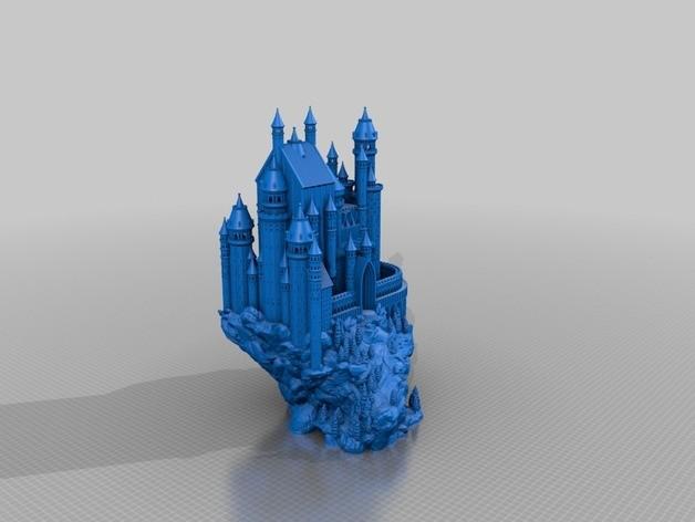 castle 3d print yazıcı (4)