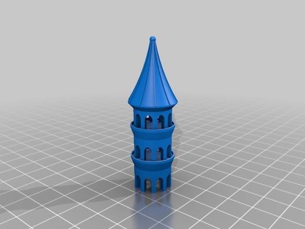 castle 3d print yazıcı (5)