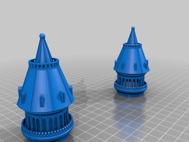 castle 3d print yazıcı (7)