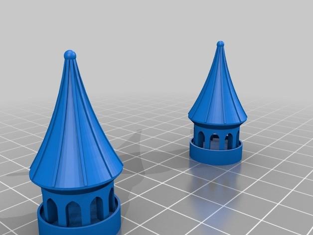 castle 3d print yazıcı (8)