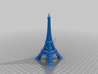 eyfel kulesi 3d baskı (2)