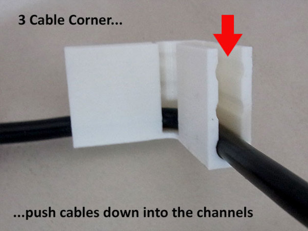 kablo toparlayicisi 3d baski (2)