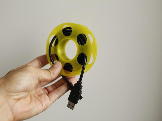 kablo toparlayicisi 3d yazıcı (1)