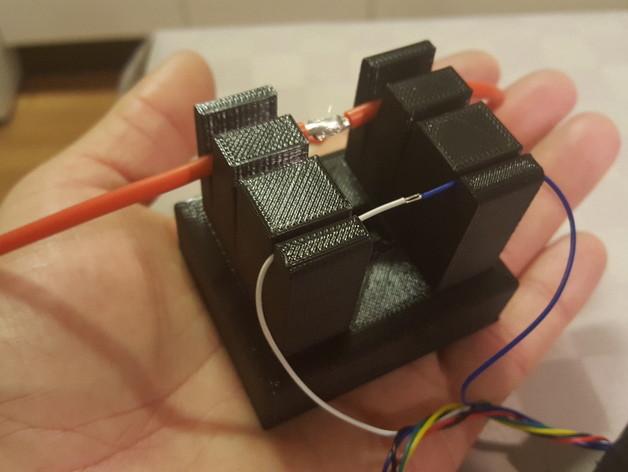 kablo tutacagi 3d yazıcı printing (2)