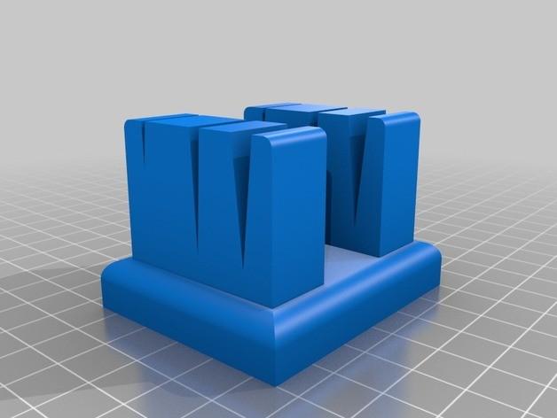 kablo tutacagi 3d yazıcı printing (3)