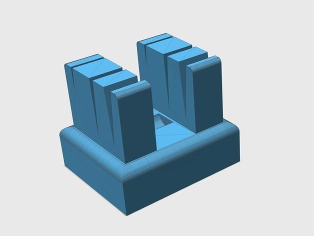 kablo tutacagi 3d yazıcı printing (4)