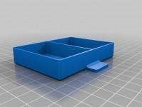 mini çekmece 3d yazıcı printing (1)