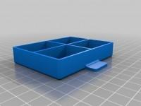 mini çekmece 3d yazıcı printing (2))