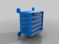 mini çekmece 3d yazıcı printing (4)