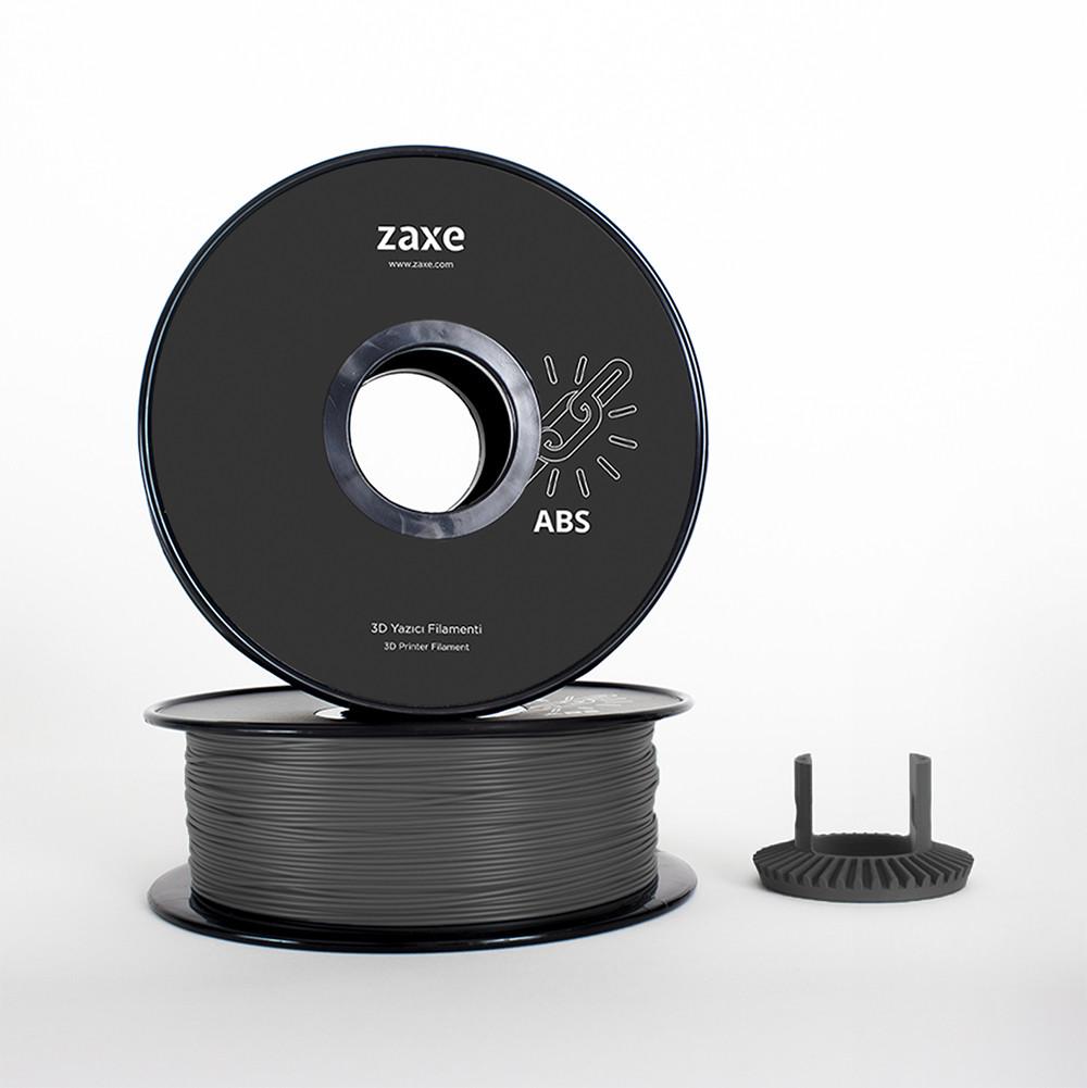 zaxe abs gri filament