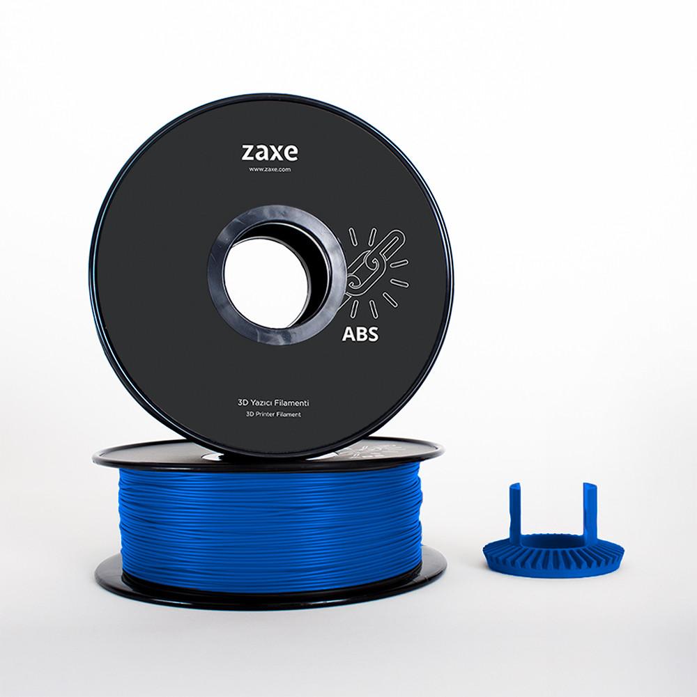 zaxe abs mavi filament