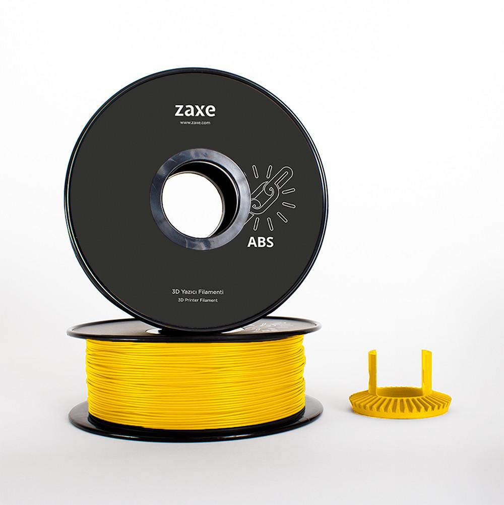 zaxe abs sarı filament