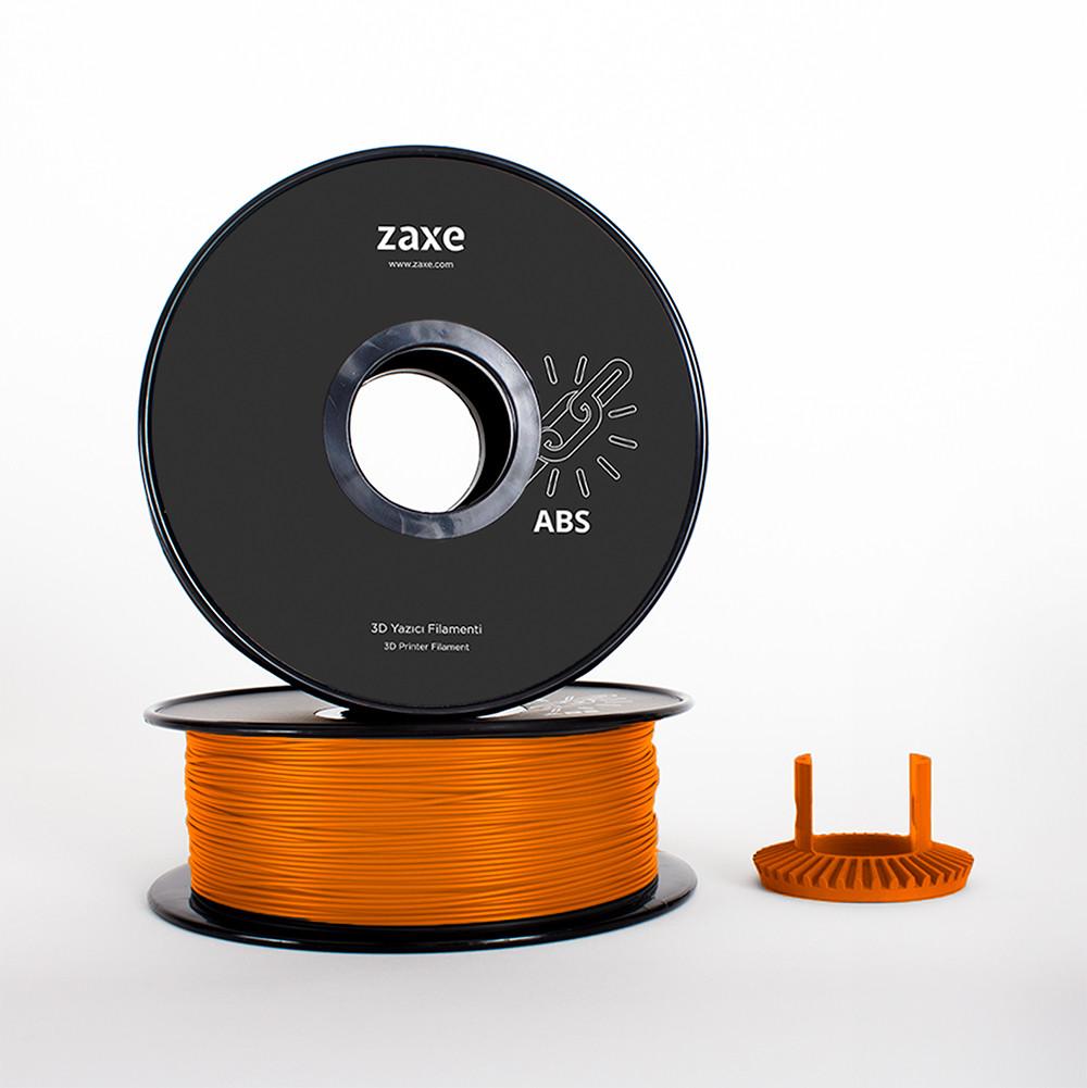 zaxe abs turuncu filament