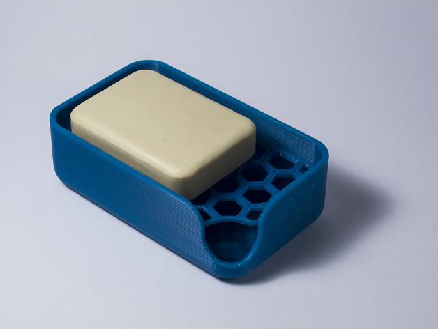 3d baskı sabunluk zaxe