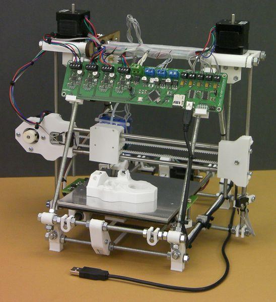 kartezyen 3d yazıcı