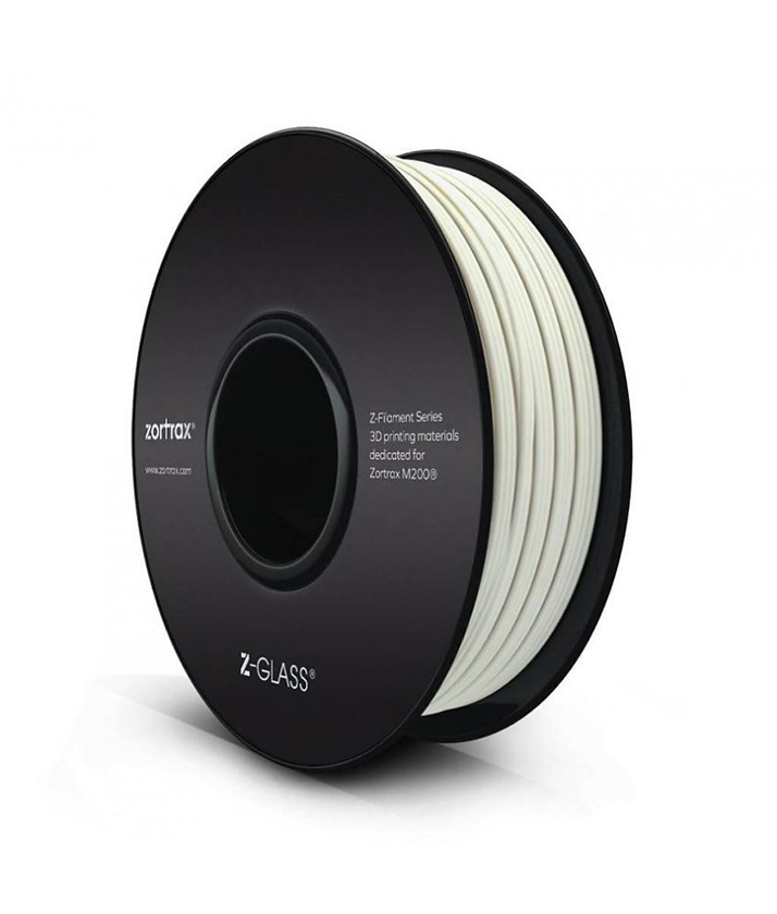 zortrax z glass filament