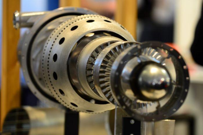 3d yazıcı jet motoru