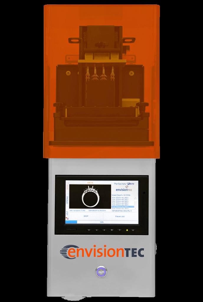Micro PLUS 3d yazıcı