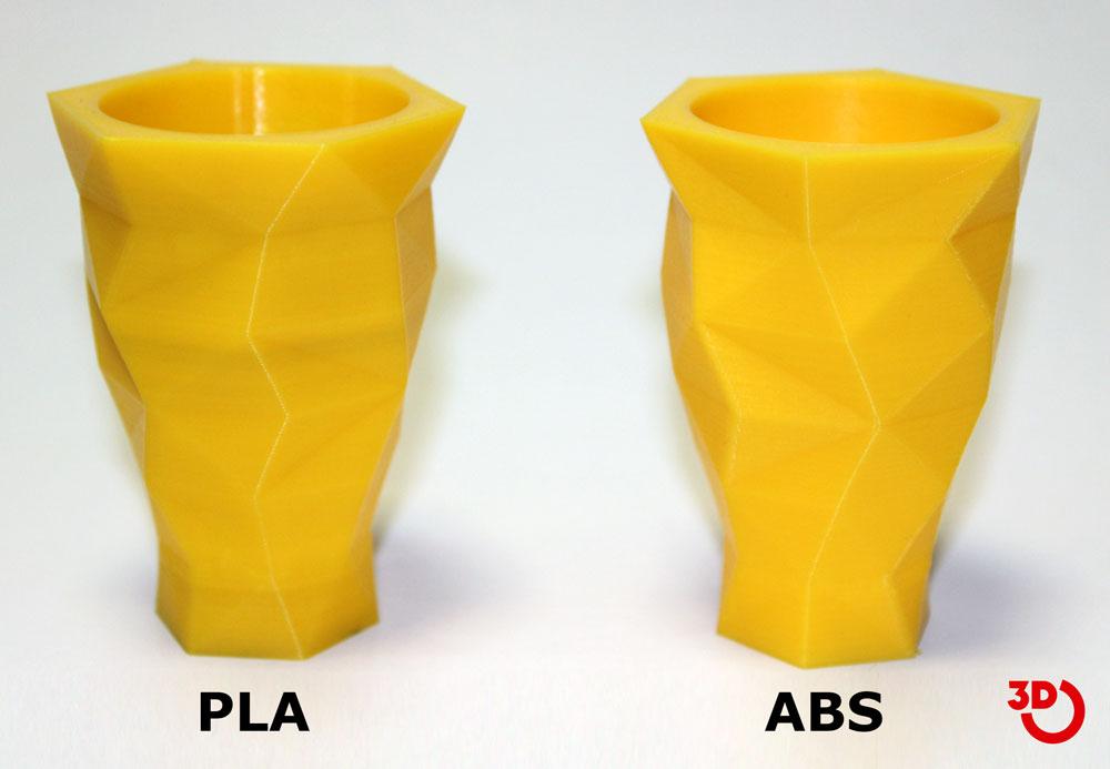 3D Baskı ABS PLA
