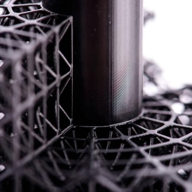 100 kat hızlı 3D Yazıcı 2