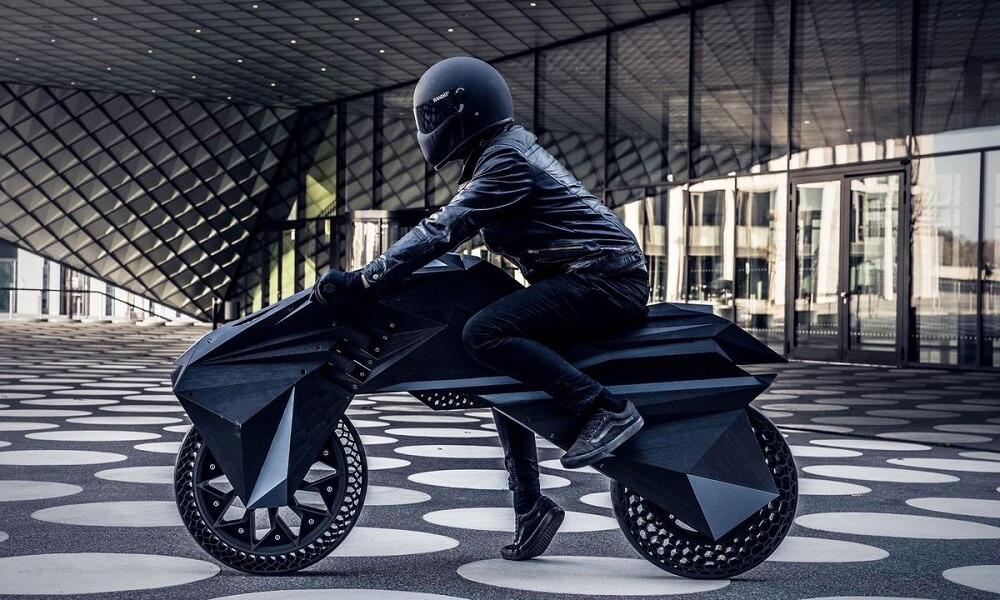 3d baskı motosiklet