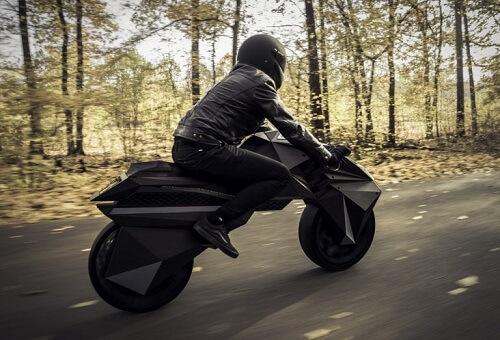 3d yazıcı motosiklet