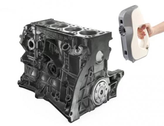artec eva motor