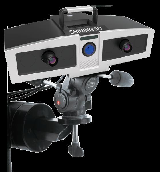 3D Optik Tarama